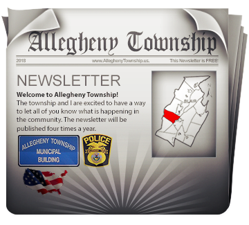 Allegheny Township Newsletter